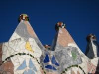 Roof, Casa Batlló