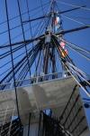 Mast, USS Constitution