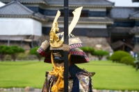 Samurai, Matsumoto Castle, Matsumoto, Japan