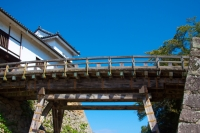Bridge, Hikone Castle, Hikone, Japan