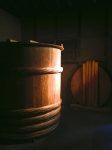 Sake Barrels, Obuse, Japan