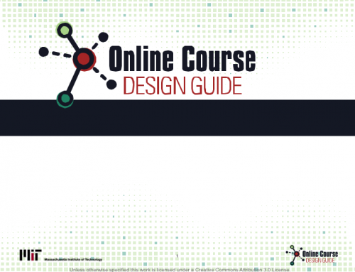 Online Course Design Guide